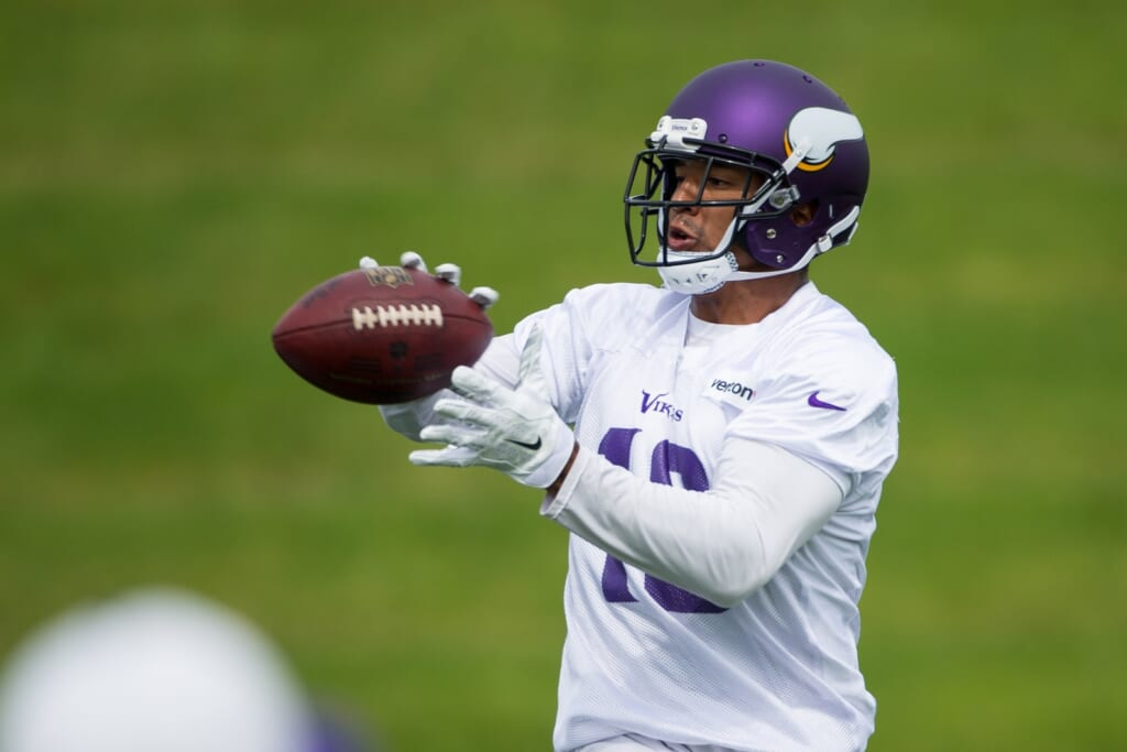 Minnesota Vikings wide receiver Michael Floyd could be in hot water again.