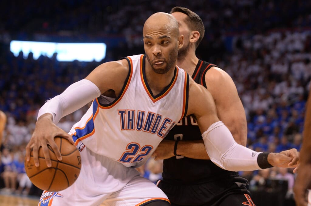 Taj Gibson will be a highly sought-after free agent.