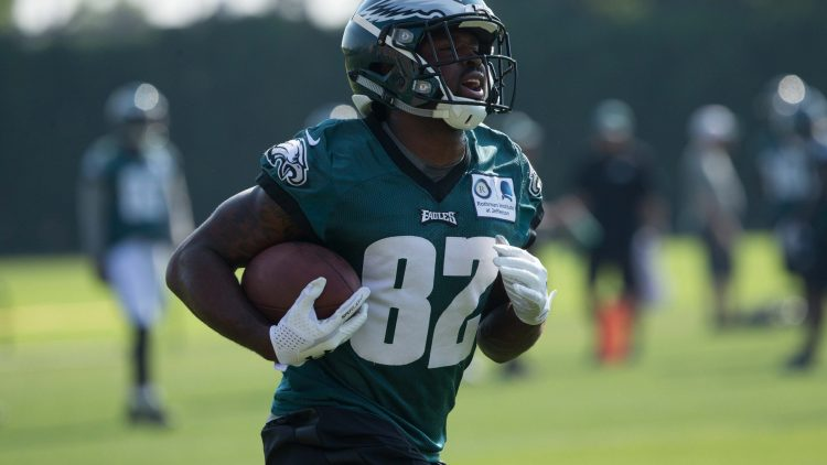 Philadelphia Eagles wide receiver Torrey Smith earned his degree from Miami (F)