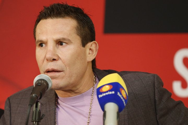 Julio Cesar Chavez's brother Rafael Chavez was gunned down at home in a robbery attempt