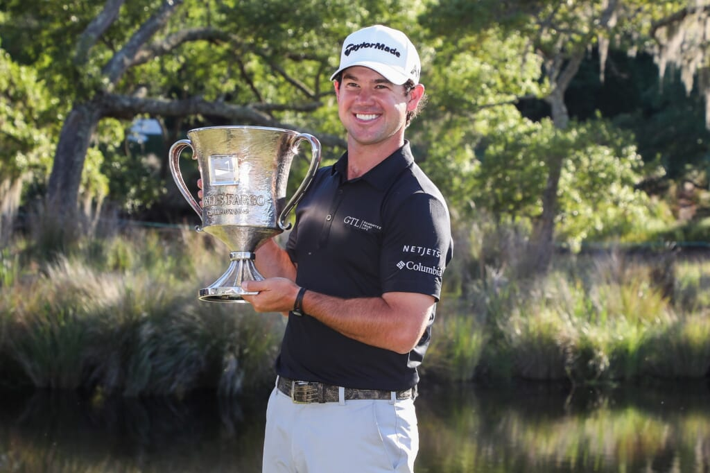 Brian Harman Wells Fargo Championship winner