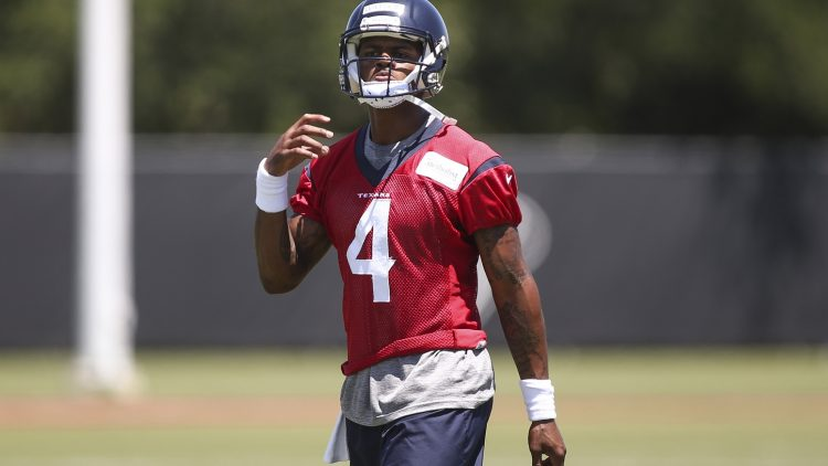 Will Deshaun Watson start for the Texans as a rookie?