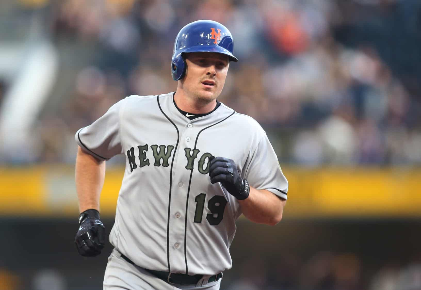 Jay Bruce is one of the MLB stars that could be traded in 2017