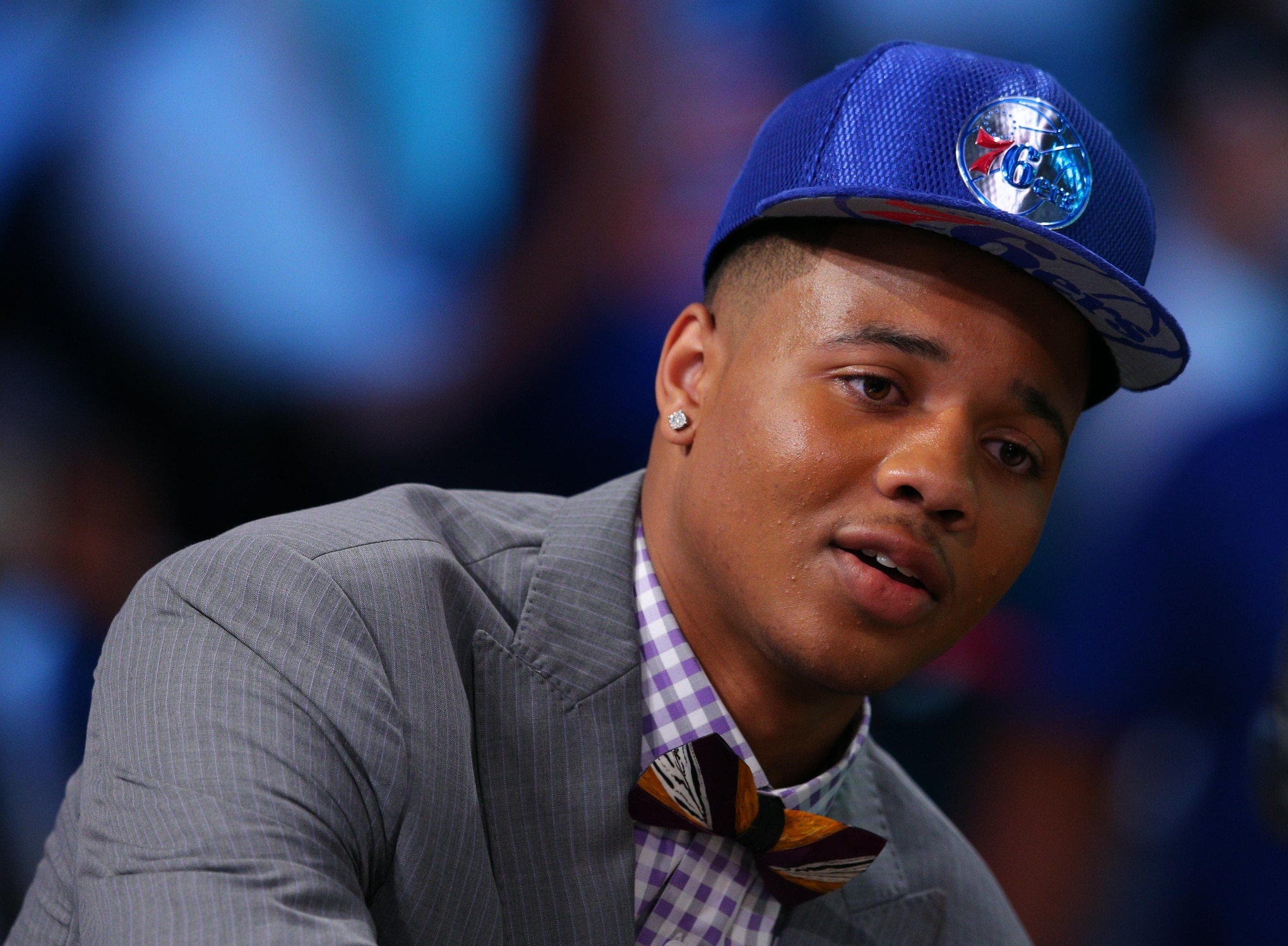 Sixers traded up for Markelle Fultz atop the 2017 NBA Draft.