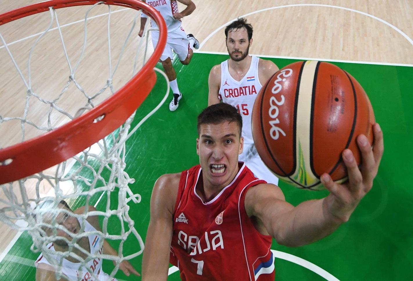 The Kings are reportedly signing Euro star Bogdan Bogdanović