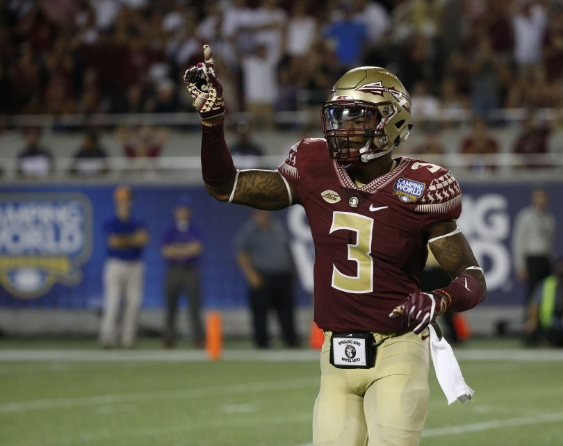 Florida State safety Derwin James is one of the top college football stars returning from injury in 2017