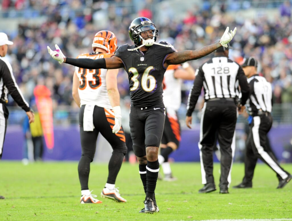 Tavon Young Baltimore Ravens