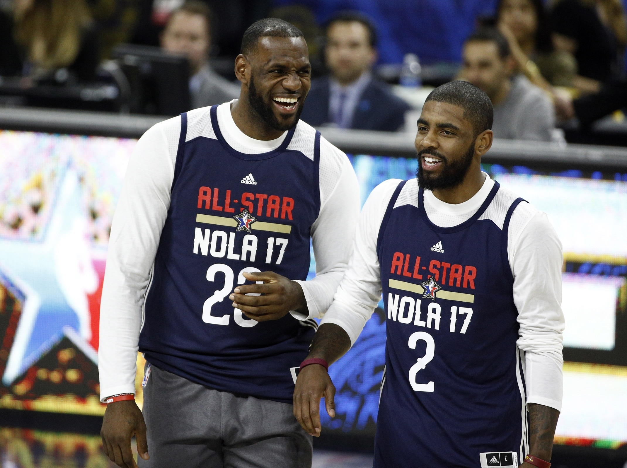 6a57cbb5b Kyrie Irving will not be hurt if LeBron doesn t pick him in All-Star Game