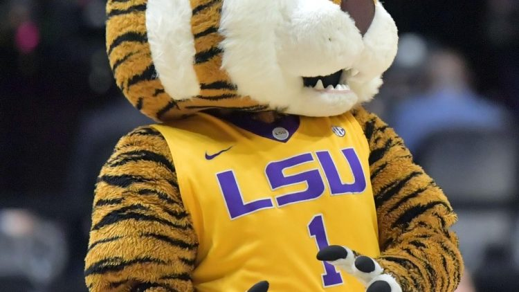 """There's a petition going around to change the """"racist"""" LSU Tigers mascot. Really."""