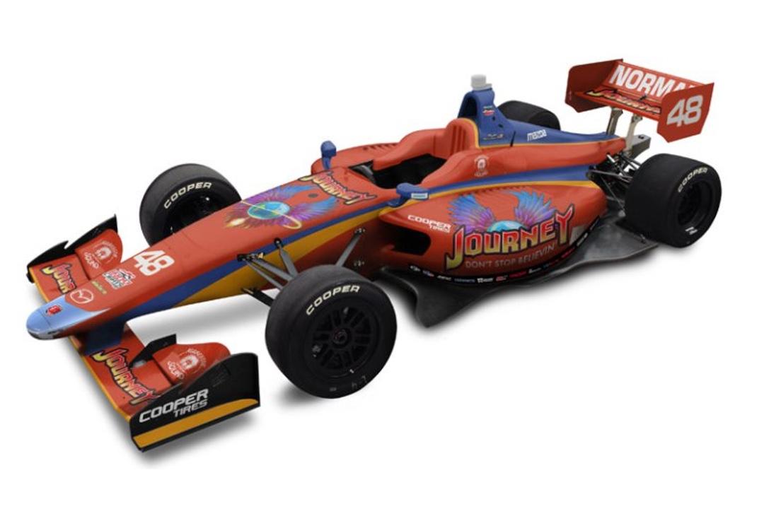 Who Won Indy Car
