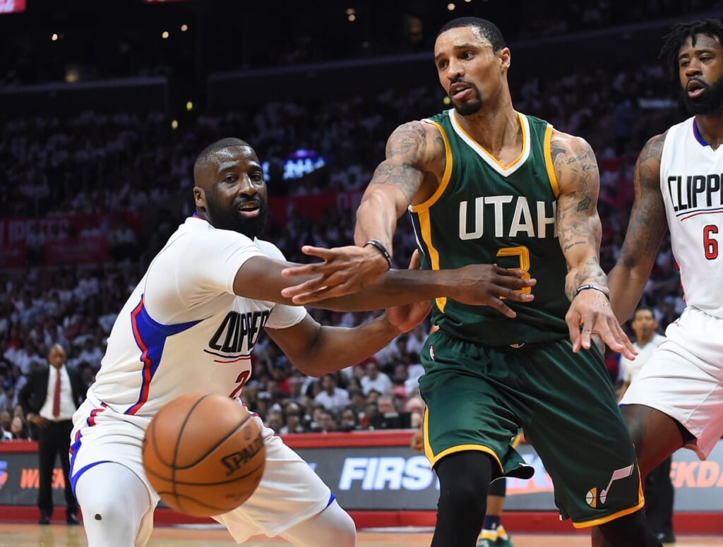 George Hill has signed with the Sacramento Kings