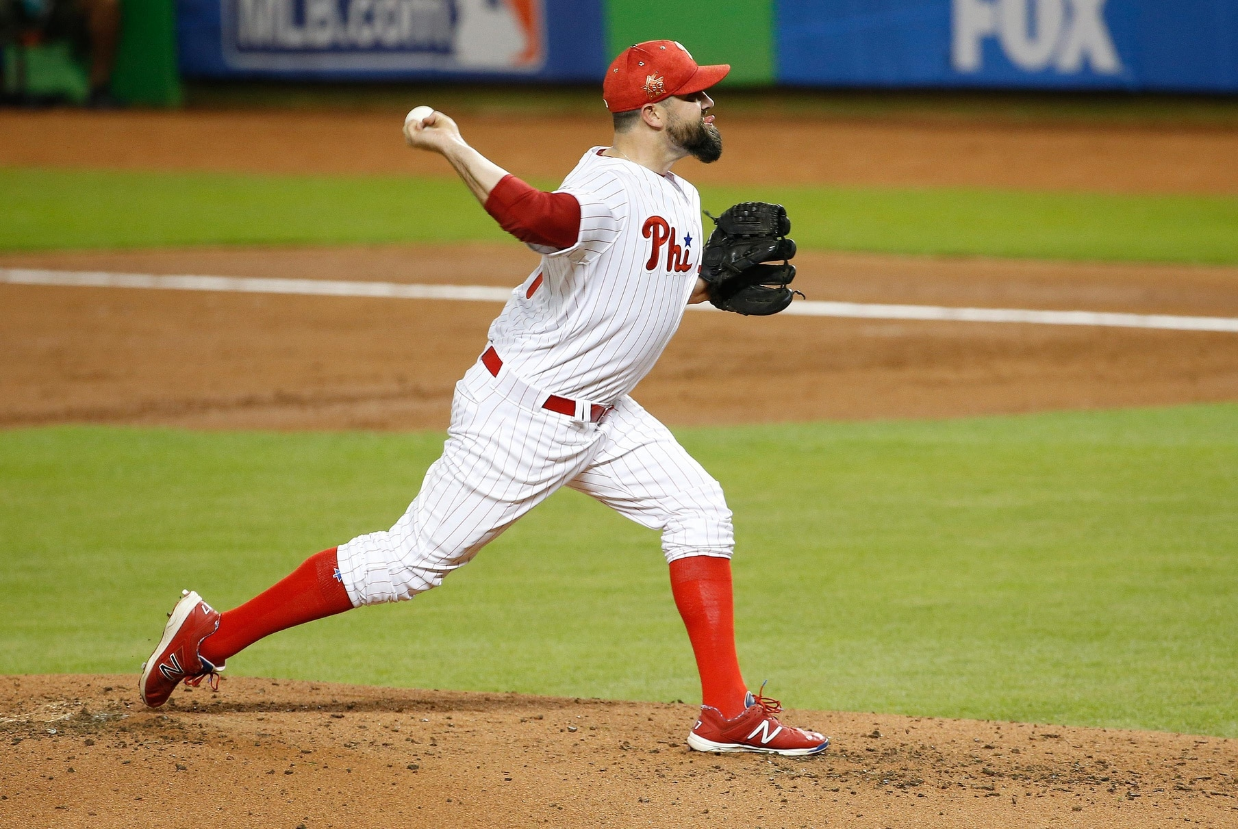 The Rockies have acquired Pat Neshek from the Phillies