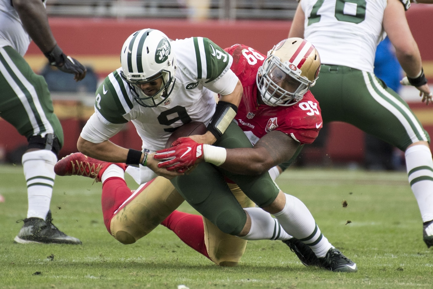 DeForest Buckner will churn out Pro Bowl performance in 2017.