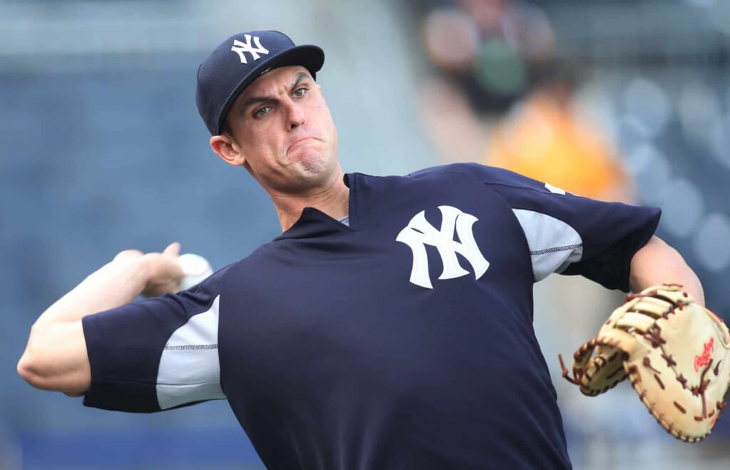 Young New York Yankees 1B Greg Bird will undergo ankle surgery.