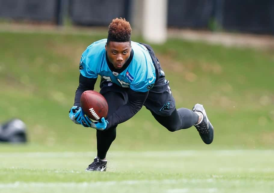 Curtis Samuel Carolina Panthers