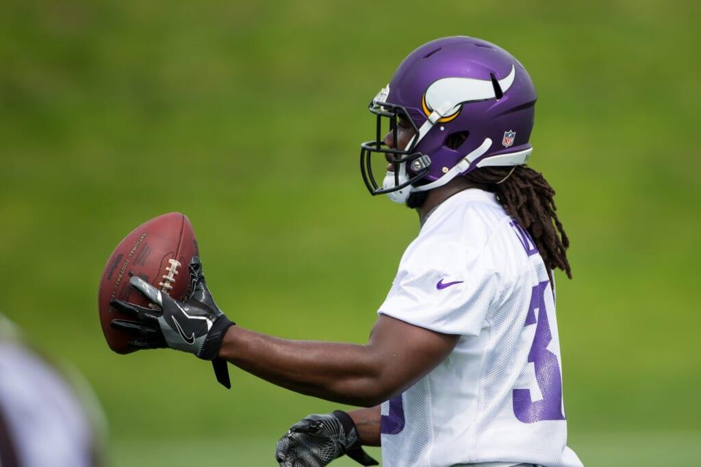 Dalvin Cook Minnesota Vikings NFL training camp battles
