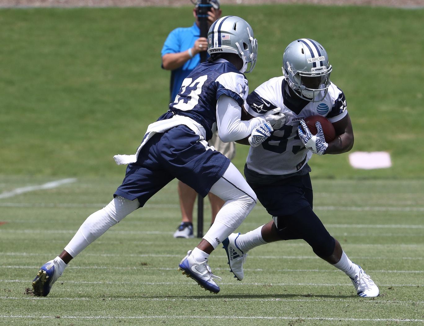Noah Brown Dallas Cowboys