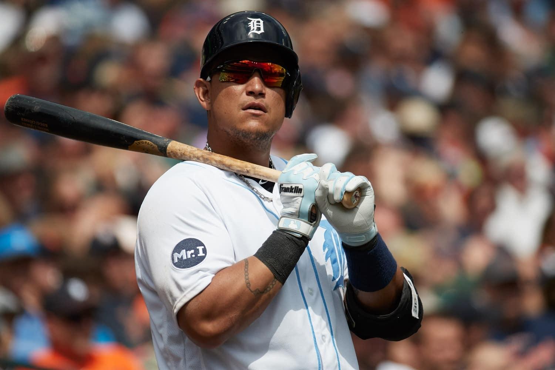 Miguel Cabrerra Detroit Tigers