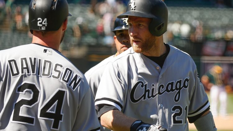 The Chicago White Sox have traded Todd Frazier