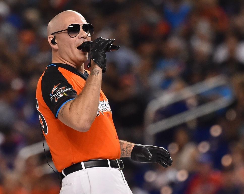 Pitbull Miami Marlins