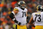 Steelers LT Alejandro Villanueva could be a holdout from camp.