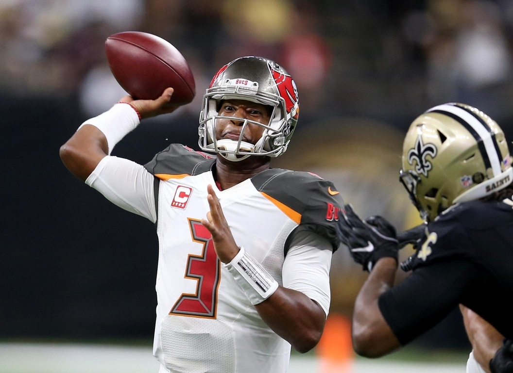 Tampa Bay Buccaneers Jameis Winston NFL quarterbacks