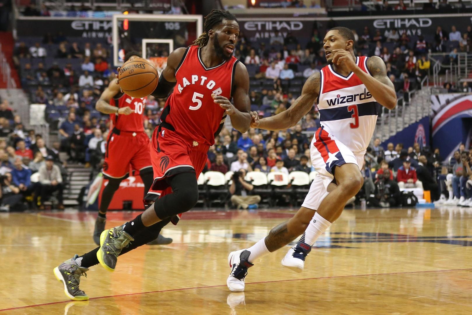 The Brooklyn Nets legit stole from the Toronto Raptors in the DeMarre Carroll trade.