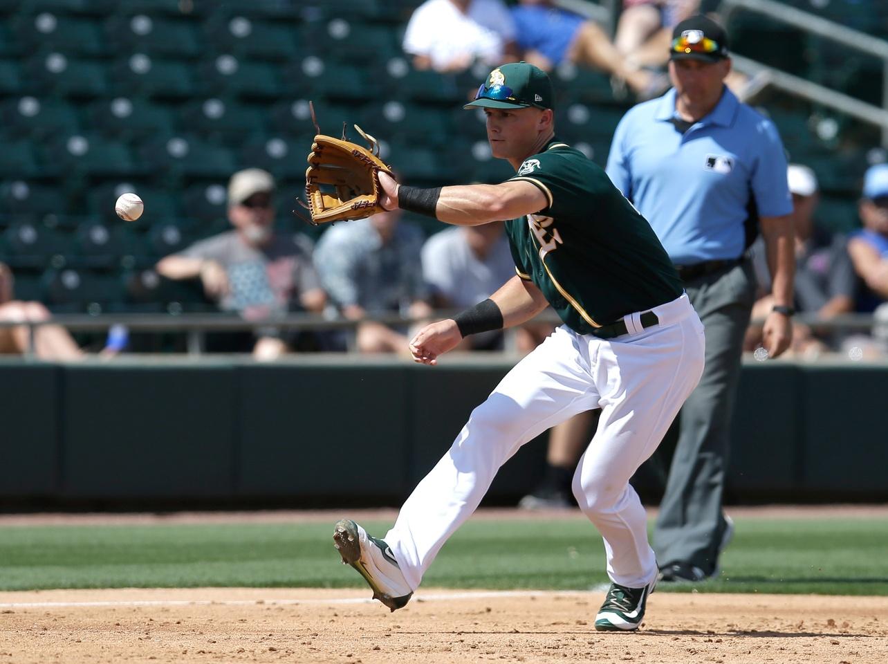 Matt Chapman Oakland Athletics