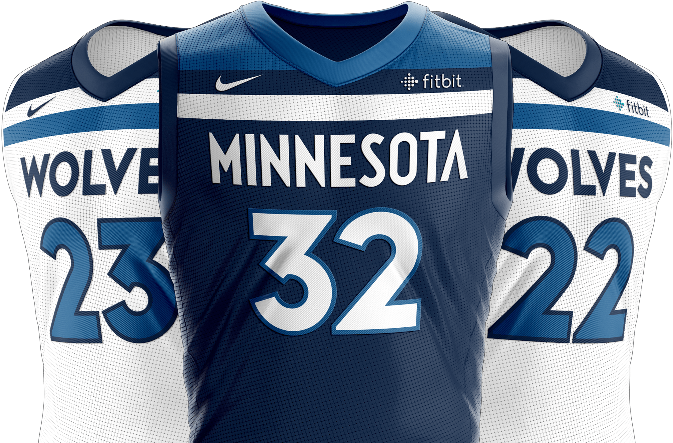 9c7e0f7eae6 Check these new Minnesota Timberwolves jerseys out.
