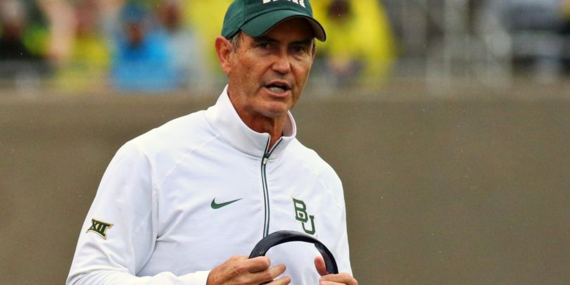 CFL, Hamilton remove Briles from coaching staff