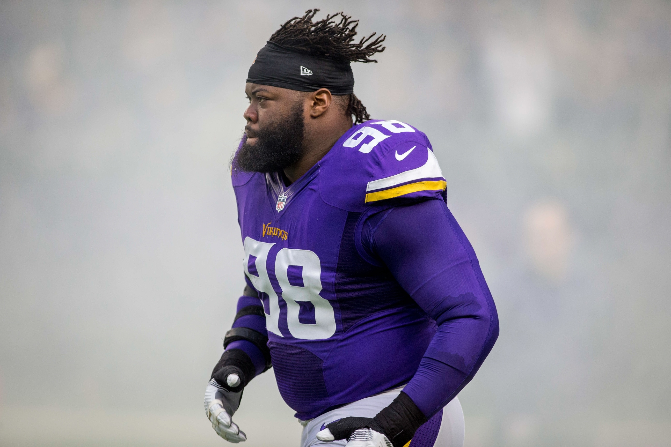 Linval Joseph signed a massive extension with the Vikings.