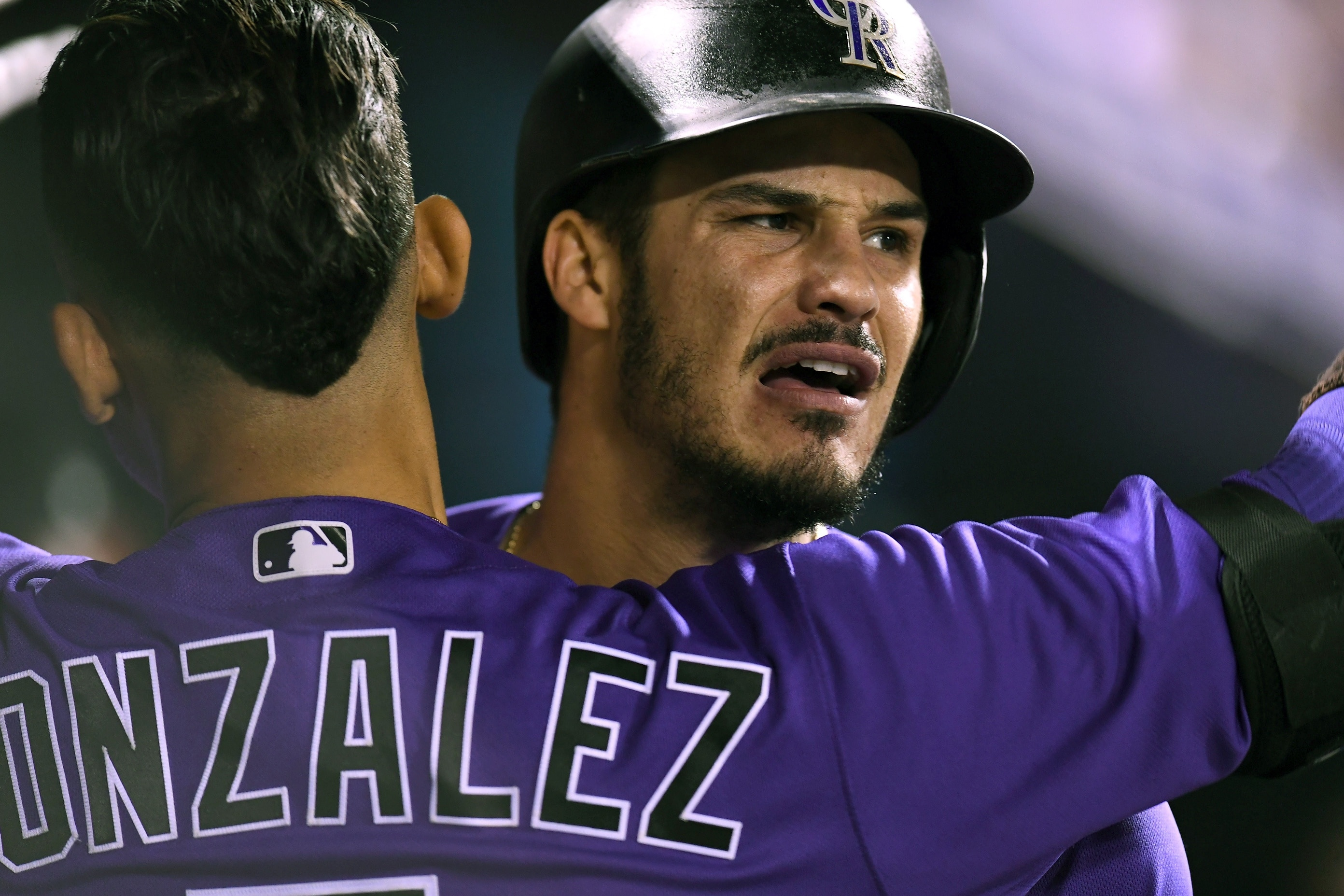 Nolan Arenado is obviously the Rockies' best player.