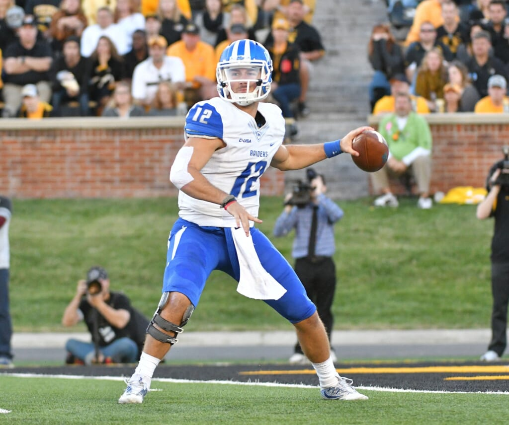 Brent Stockstill should help Middle Tennessee big time in 2017.