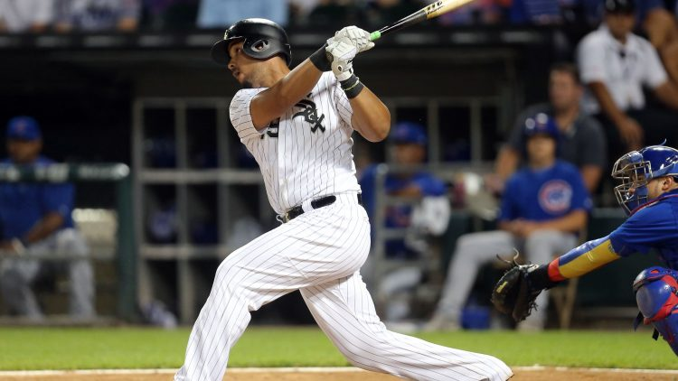 Jose Abreu continues to do his thing for the White Sox.