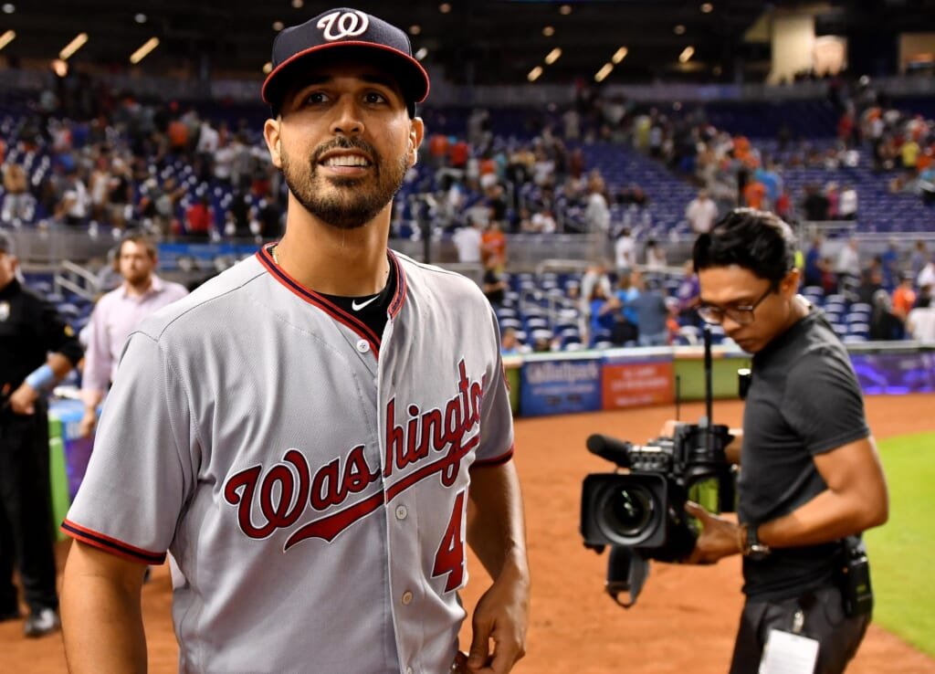 Gio Gonzalez should be considered an ace-type pitcher.