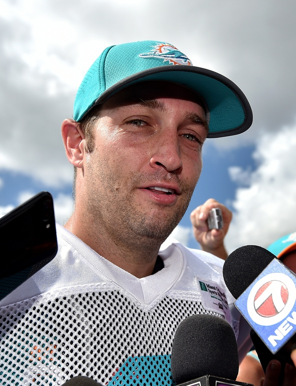 Jay Cutler impresses in first practice with the Dolphins. but can he do the same in NFL preseason Week 2?