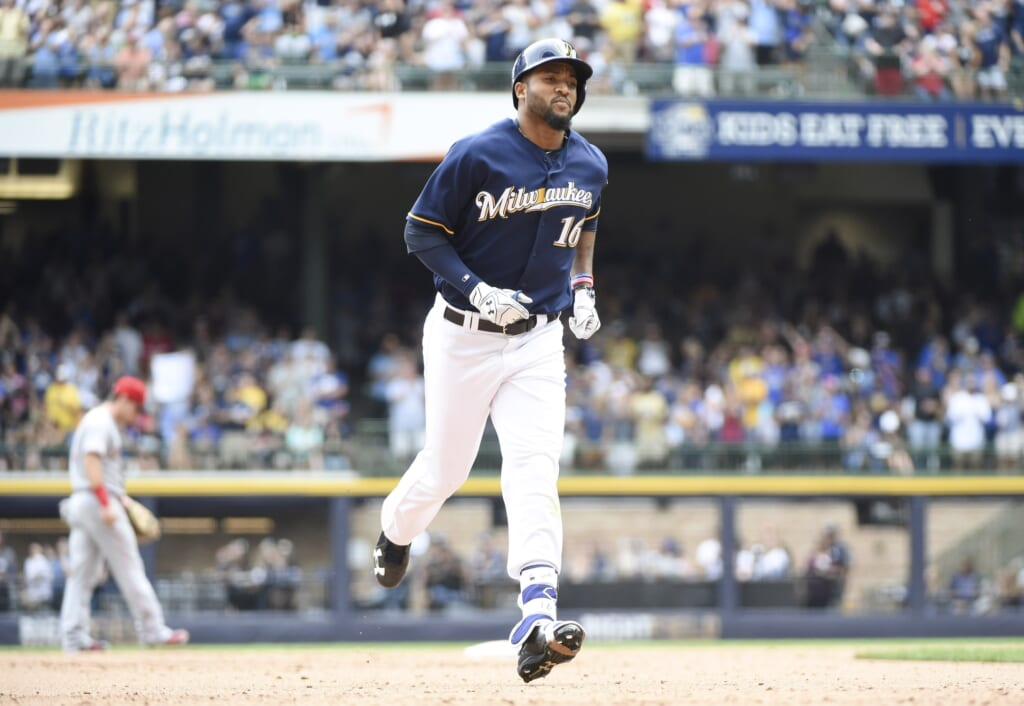 Domingo Santana is the Brewers' most underrated player.