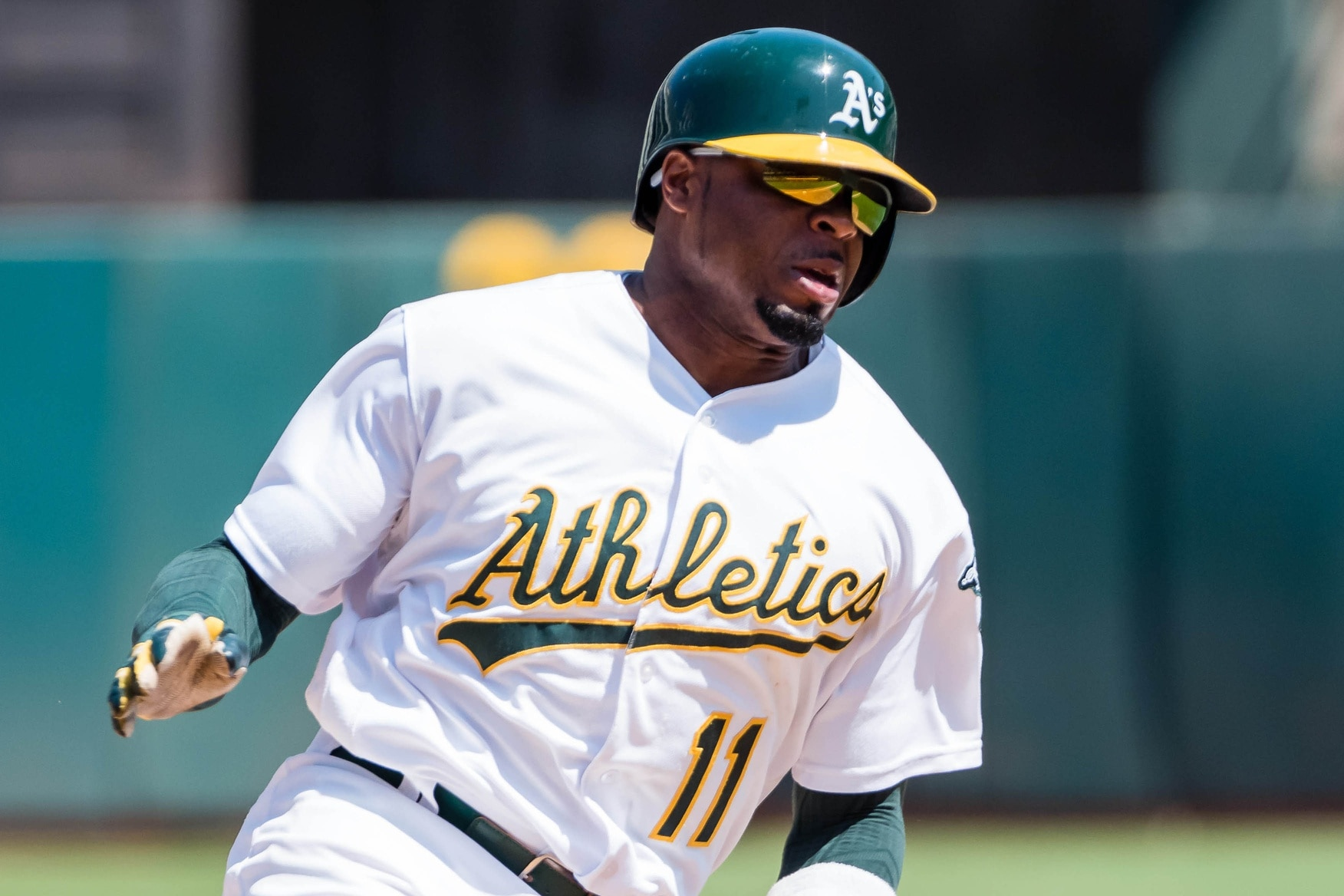 The A's have reportedly traded Rajai Davis to the Red Sox.