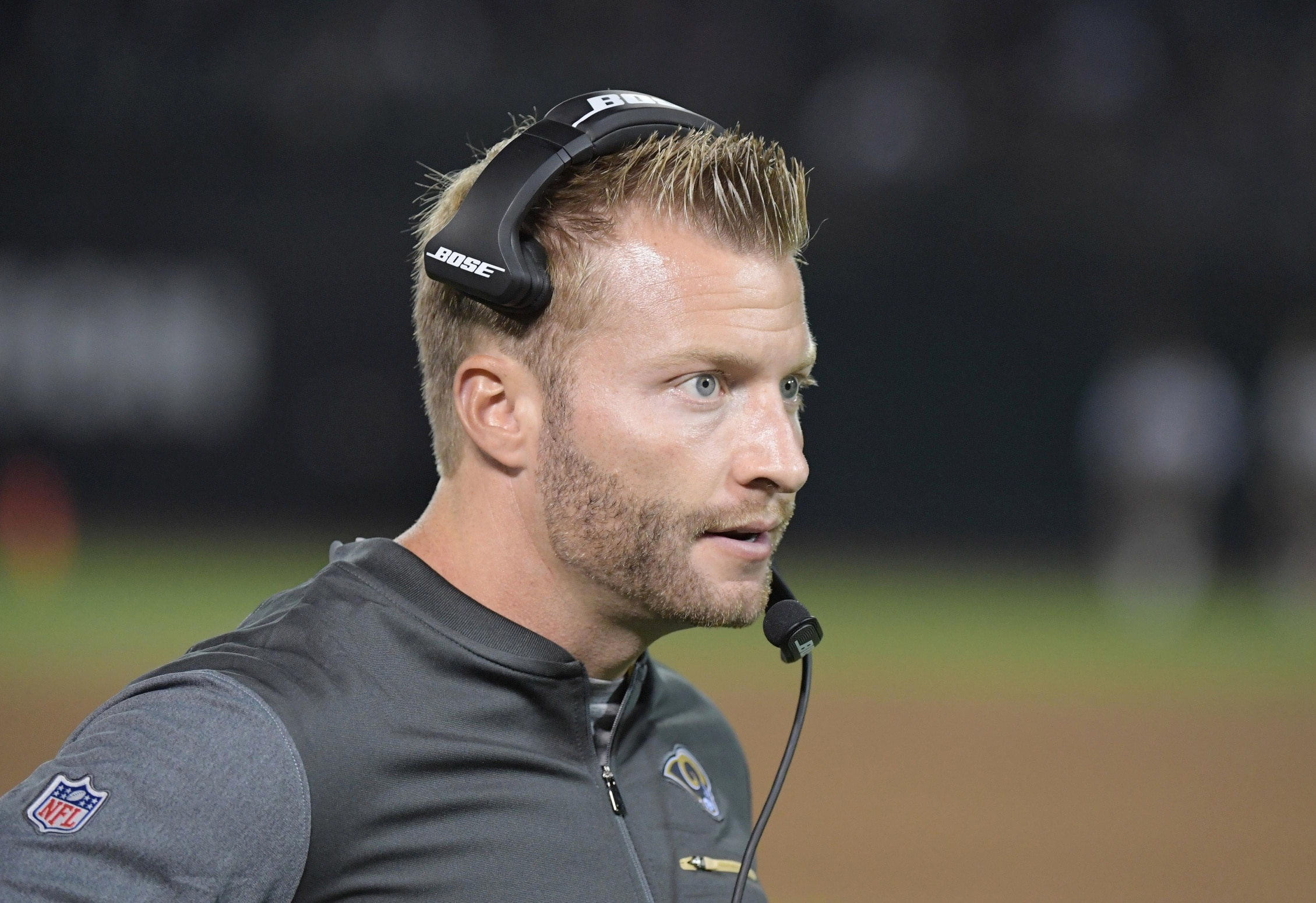 Los Angeles Rams Coach Sean Mcvay Shares Awesome Perspective On Pandemic Influenced Offseason Sportsnaut