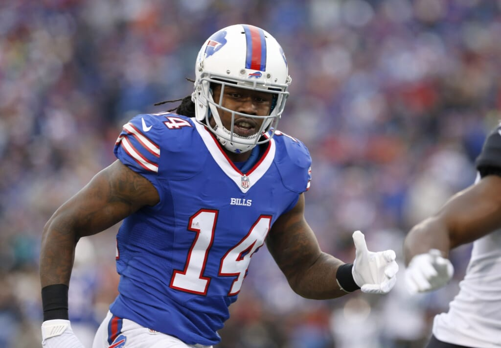 The NFL saw some huge stuff go down Friday, including Sammy Watkins being traded from the Buffalo Bills to the Los Angeles Rams