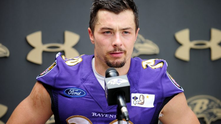 Danny Woodhead will miss at least the next month.
