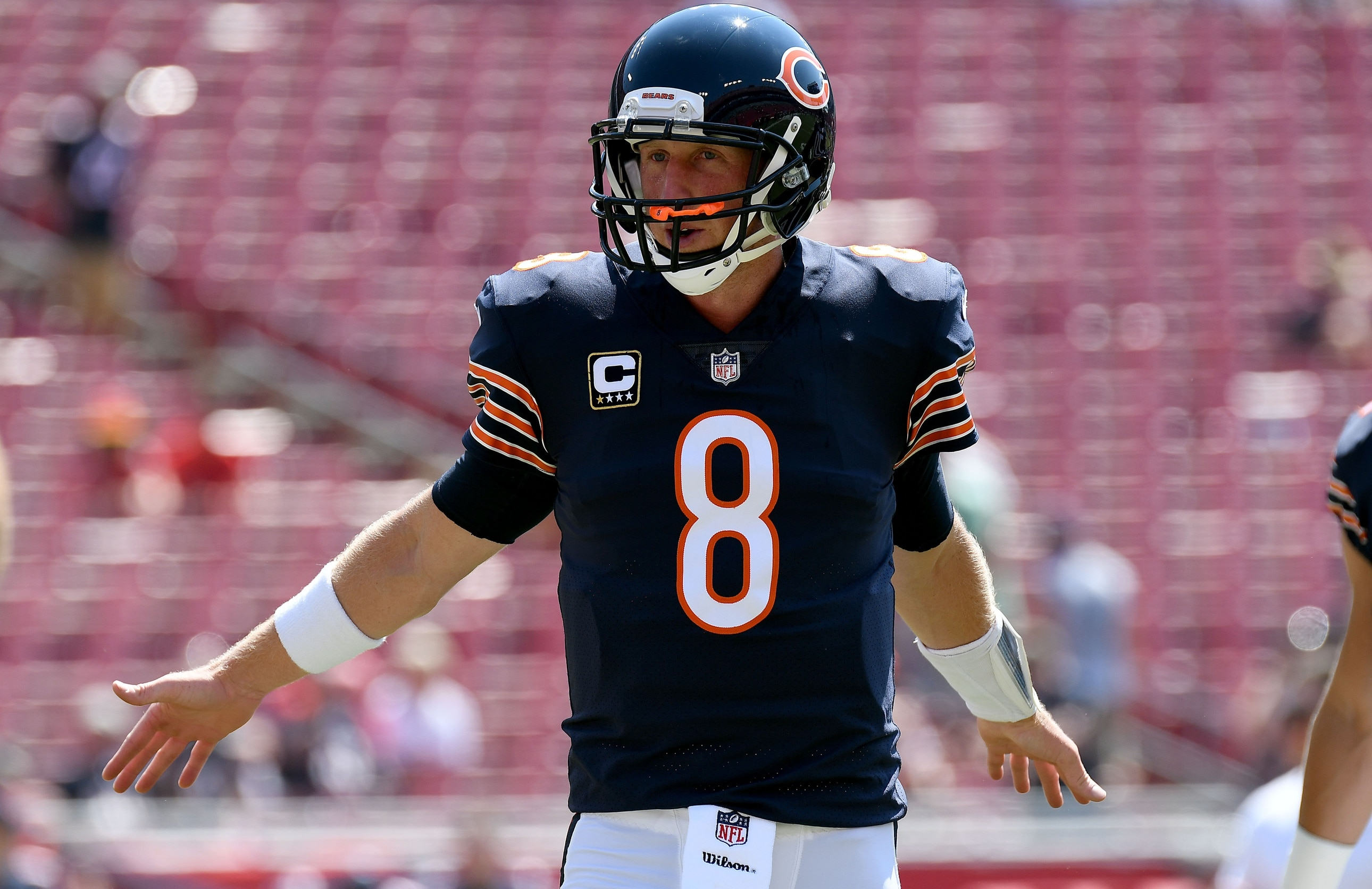huge selection of 10f44 c9e33 Report: Bears expected to release Mike Glennon