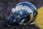 Colorado State Rams Warren Jackson