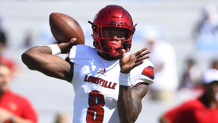 Louisville quarterback Lamar Jackson is one of the most intriguing players in the 2018 NFL draft