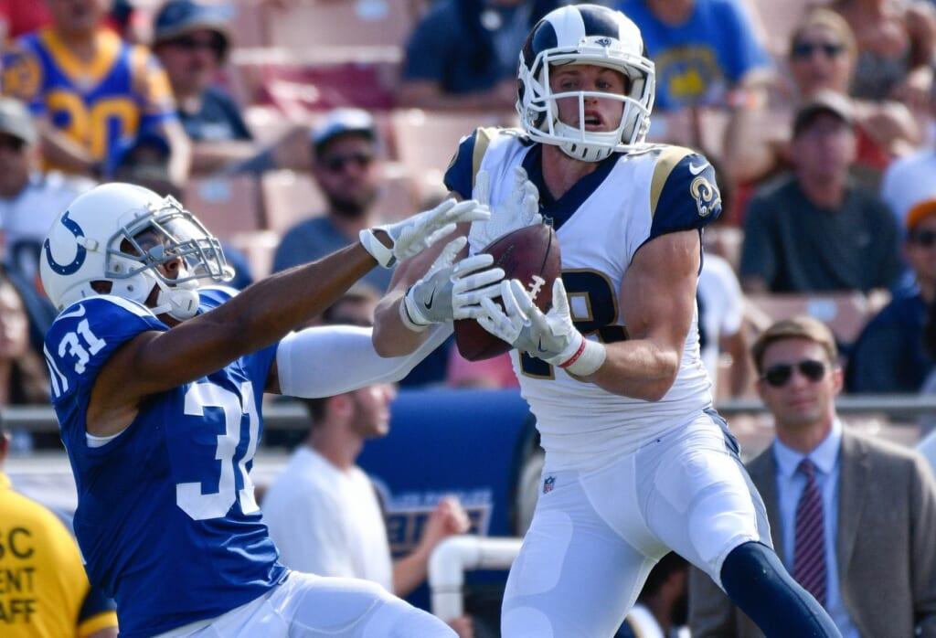 Los Angeles Rams receiver Cooper Kupp