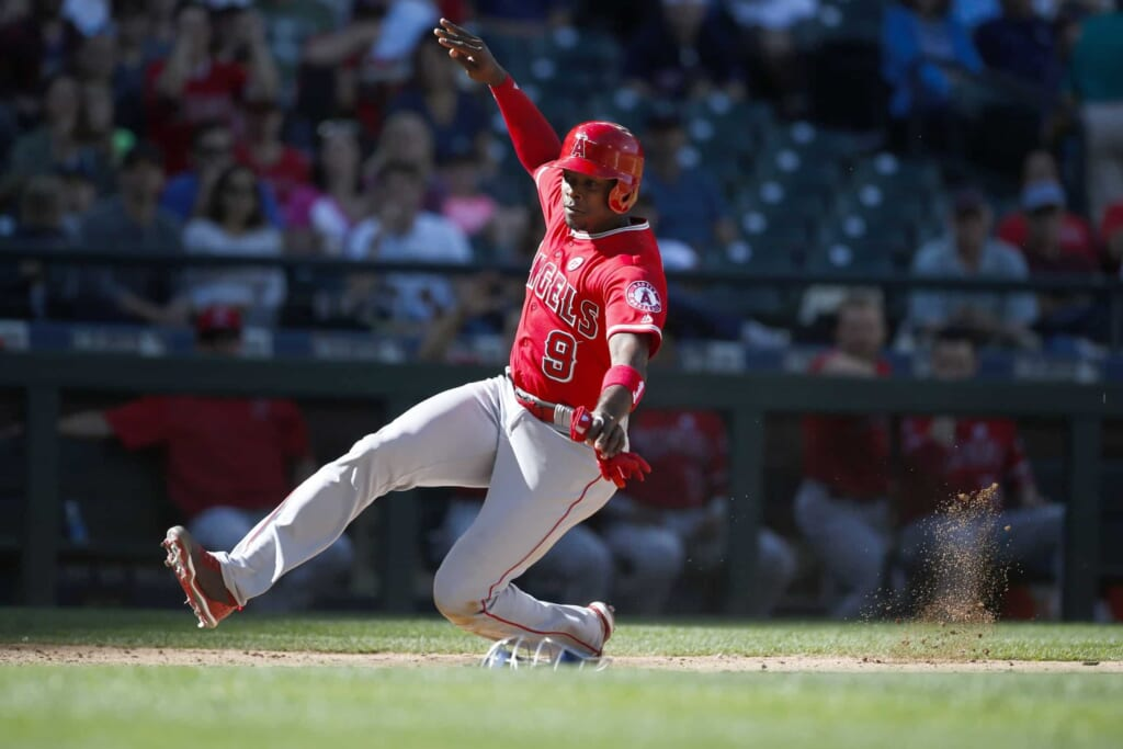 Justin Upton will be a valuable free agent this winter.