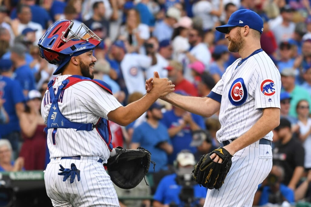 Wade Davis should be in line for a huge payday.