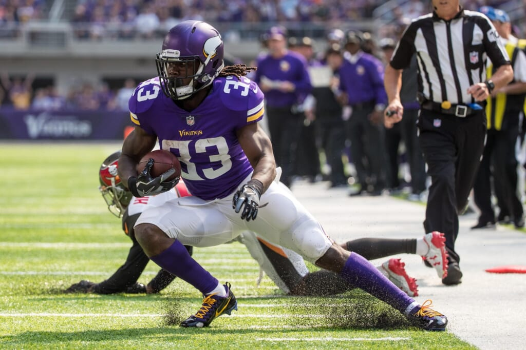 Is Dalvin Cook ready to lead the Vikings to a big divisional win?