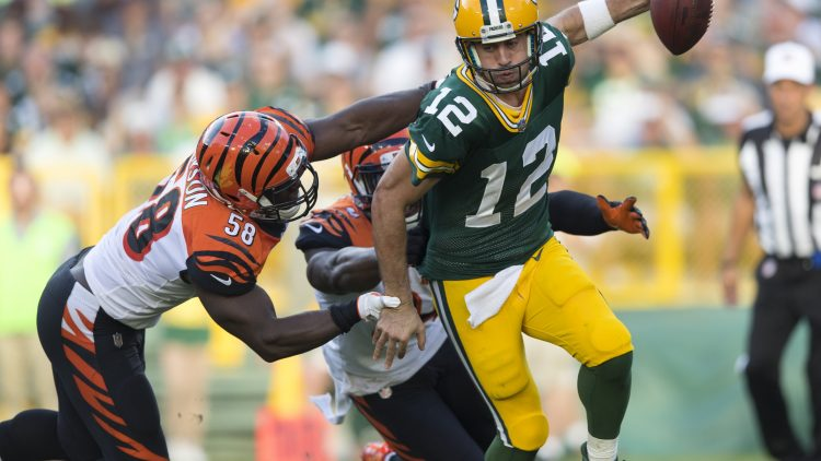 Are the Green Bay Packers relying too much on Aaron Rodgers?