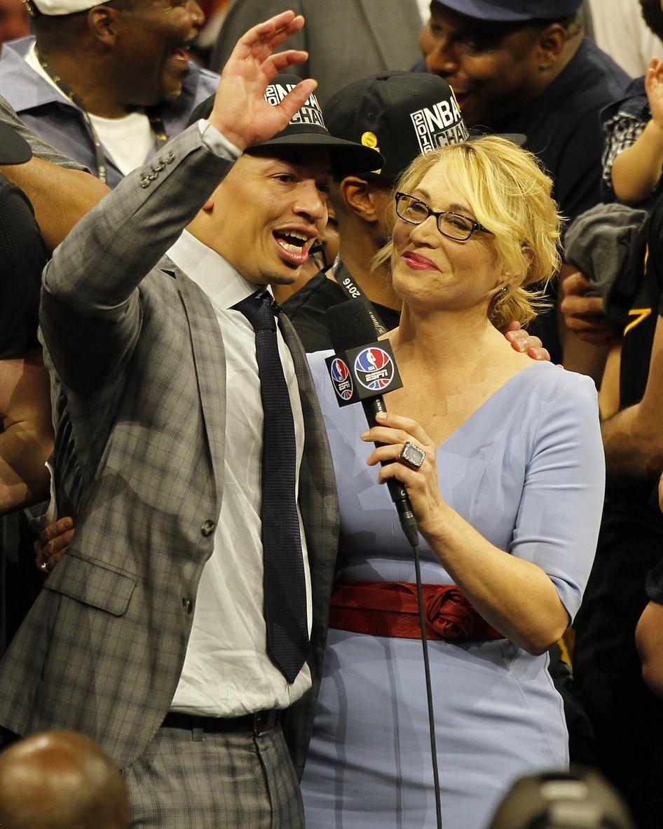 Doris Burke will make history as regular analyst for ESPN's NBA coverage